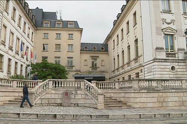 La mairie d'Orléans