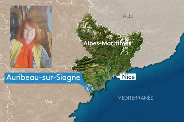 Les gendarmes des Alpes-maritimes lancent un avis de recherche de cette dame à la santé fragile.