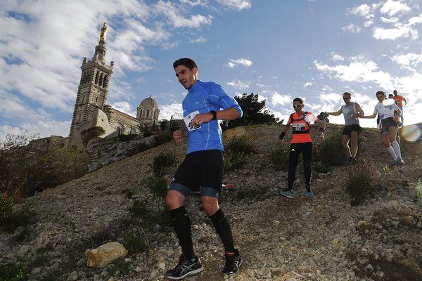 La première édition du Trail urbain de Marseille a eu lieu en 2016.