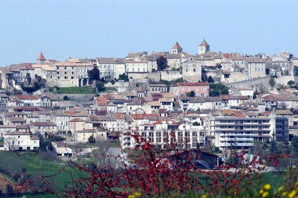 Lauzerte, bastide du Quercy