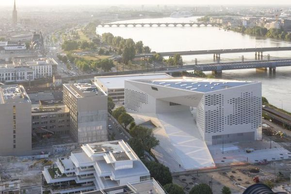 La Meca, au coeur du nouveau quartier Belcier, Euratlantique à Bordeaux