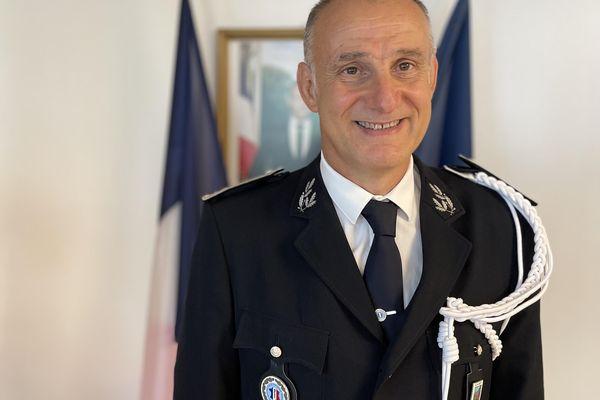 Laurent Tarasco a été nommé directeur de la sécurité publique du Bas-Rhin.