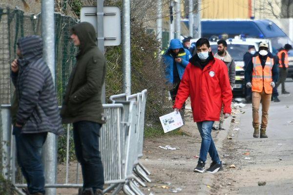 Au mois d'avril, les réfugiés présents à Calais avaient bénéficié de places d'hébergement. Seront-elles maintenues ?