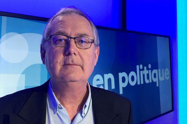 """Yves Chauvel est dirigeant d'une société d'audiovisuel. Il sera le candidat aux Régionales pour la liste """" La Bretagne en héritage"""""""
