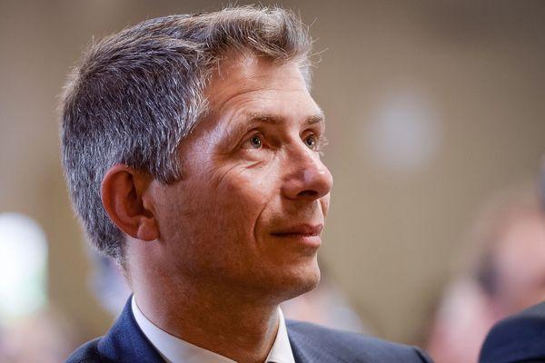 Le maire de Châteauroux, Gil Avérous.