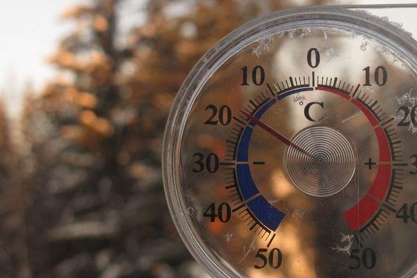 Heureusement, il ne devrait faire cette température extrême qu'en haut des pistes.