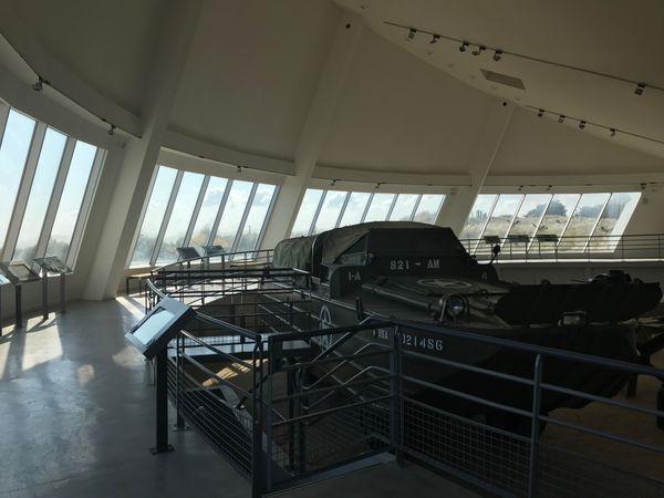 En 2019, 188 000 visiteurs sont entrés dans le musée du débarquement d'Utah Beach