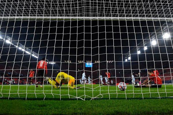Olivier Giroud crucifie le Stade Rennais dans la Champion's League