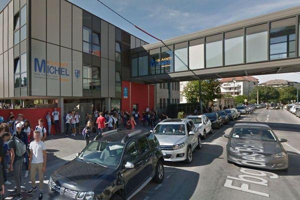 L'université catholique devrait s'implanter sur le site de l'actuel lycée Saint-Michel
