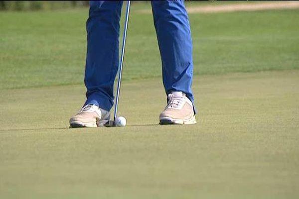 130 golfeurs concouraient au Citadelle trophy ce week-end.