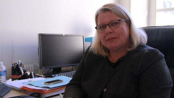 Nadège Arnault est en charge du RSA au Conseil départemental