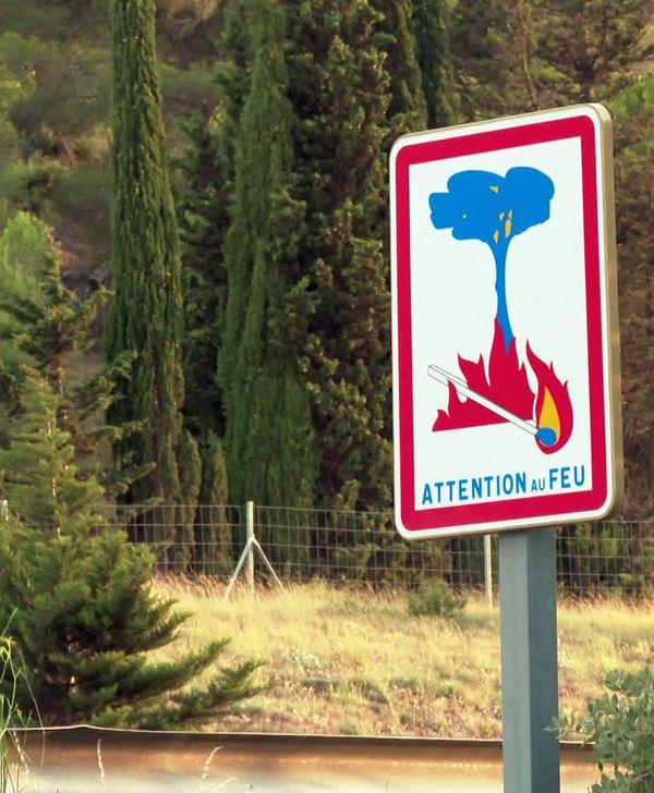 L'énorme incendie qui a ravagé le massif d'Alaric, dans la région de Moux dans l'Aude, aurait sans doute pu être évité.