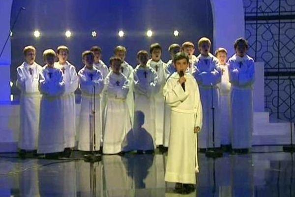 La chorale des Petits Chanteurs à la Croix de Bois a vu le jour en 1906