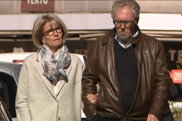 Chantal et Philippe Duperron ont perdu leur fils Thomas dans l'attentat du Bataclan le 13 novembre 2015
