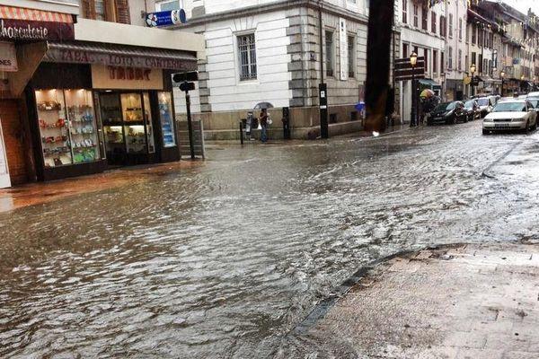 Albertville tendance Venise...