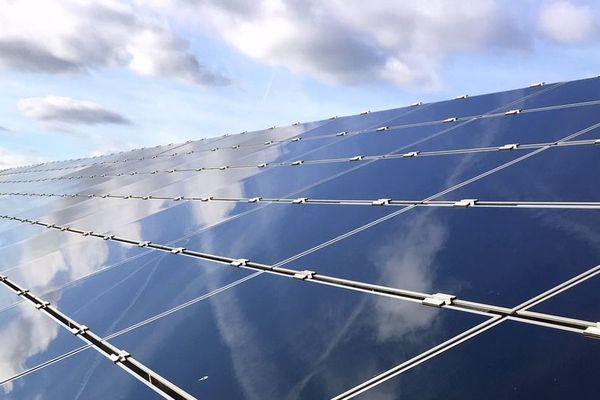 Panneaux photovoltaïques en Centre-Val de Loire