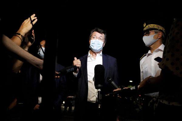 Jean Castex annonce une série de mesures à Nice — Lutte contre l'insécurité