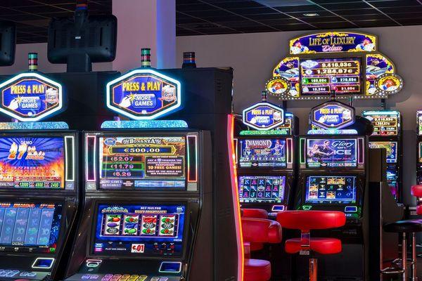 Le casino Barrière de Niedebronn-les-Bains.