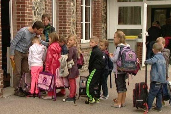 L'école de Ganzeville (canton de Fécamp) sera fermée mercredi prochain.