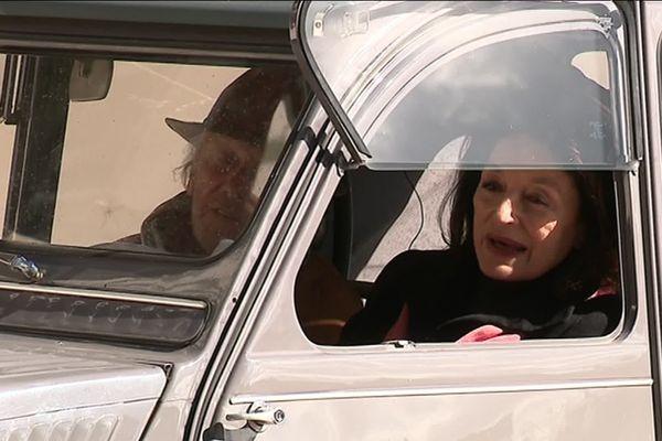 Anouk Aimé et Jean Louis Trintignant de retour à Deauville et sur l'écran