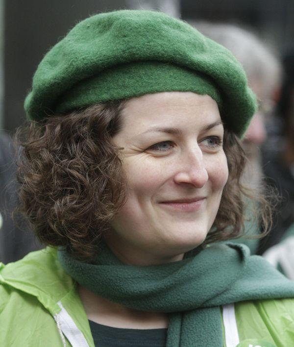 Avec 27,67% des voix, Jeanne Barseghian est arrivée en tête du premier tour des élections municipales de Strasbourg le 15 mars 2020