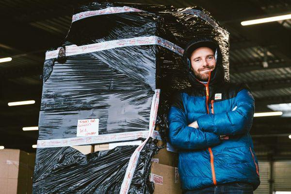Voici l'un des nombreux ambassadeurs du mouvement : Jérôme Tanon, artiste photographe