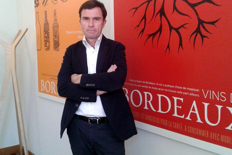 """Bernard Farges : """"ce dont nous avons besoin, ce sont des exonérations de charges"""" pour les viticulteurs"""