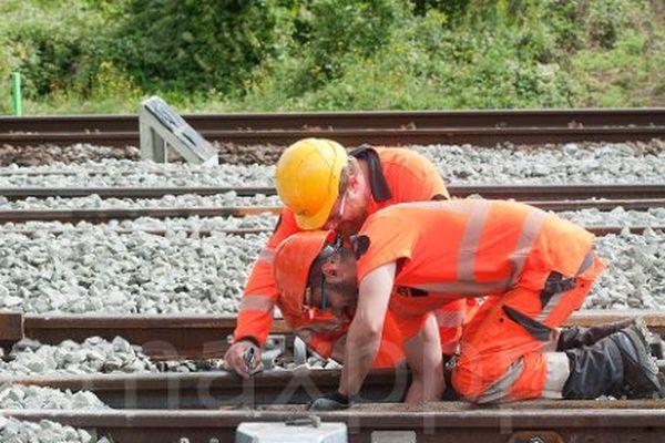 La SNCF va moderniser la ligne Boussens-Tarbes avec notamment le renouvellement des rails