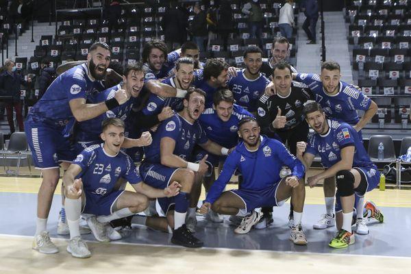 L'Eurométropole Strasbourg Schiltigheim Alsace Handball au complet.