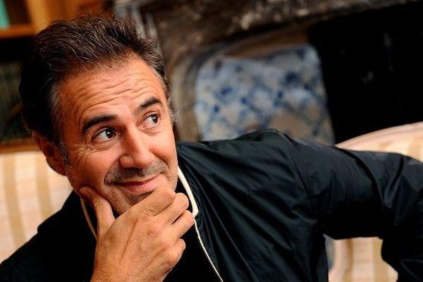 L'acteur José Garcia, passionné d'aéronautique et pilote sera l'invité guest-star de la 4ème édition du festival des Etoiles et des Ailes