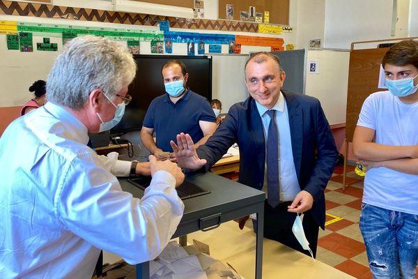 Jean-Christophe Angelini a voté.