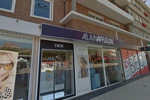 Le magasin attaqué à Dunkerque (image d'archives).