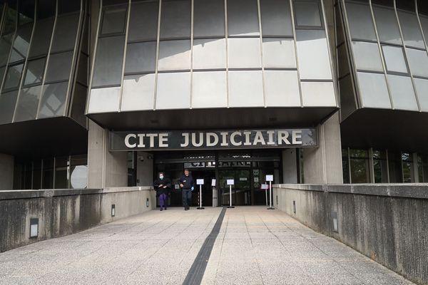 La cité judiciaire à Rennes
