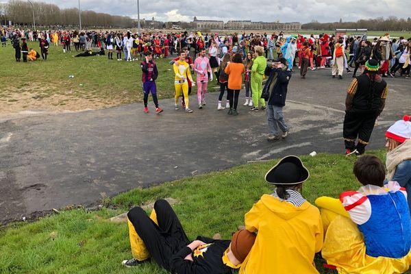 Carnaval étudiant 2018 de Caen