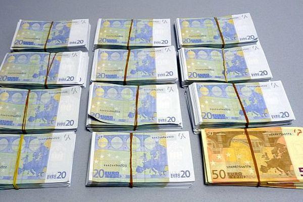 Saisie de faux billets au Perthus - mai 2015.