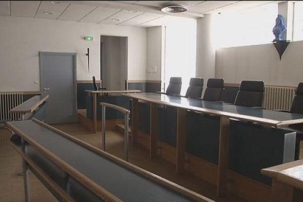 Grève au tribunal de commerce de Belfort
