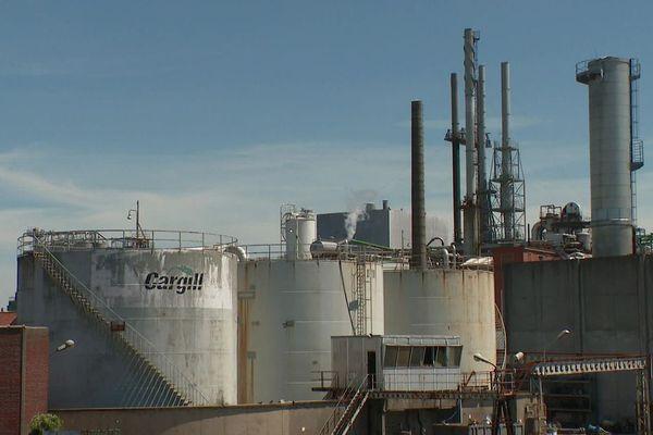 """""""Le projet de transformation, qui n'entraîne en réalité que 95 licenciements, est vital pour le site"""", déclare la direction de Cargill."""