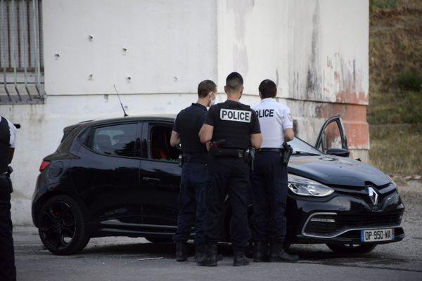 Le 8 septembre, un homme de 26 ans a été tué dans un règlement de comptes à l'entrée de la cite La Renaude à Marseille.