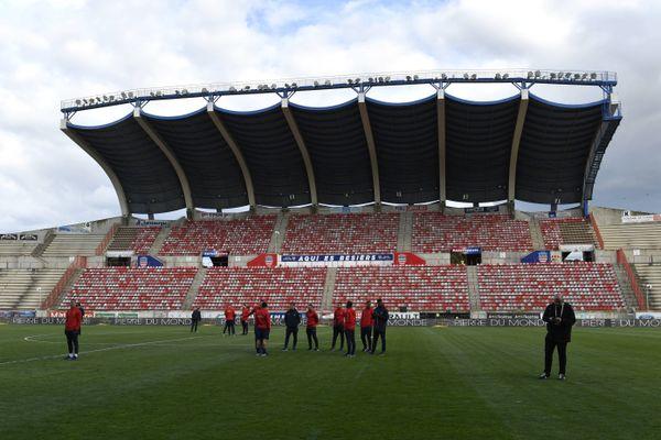 Le Stade Raoul-Barrière à Béziers.