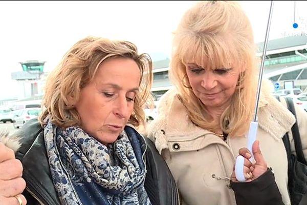 """Catalina Vesperini et Evelyne Mariani, deux employées de l'Office des Transports de la Corse ont porté plainte pour """"faux en écriture publique""""."""