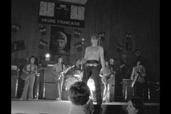 C'était en septembre 1969, au Palais des sports de Besançon