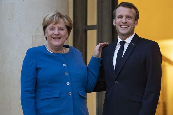 Angela Merkel et Emmanuel Macron sont à dans la ville rose mercredi pour un conseil des ministres franco-allemand.