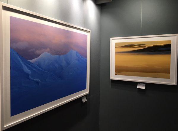 Les paysages nordiques pris par les Allemands Sandra Bartocha et Werner Bollmann, semblables à des peintures.