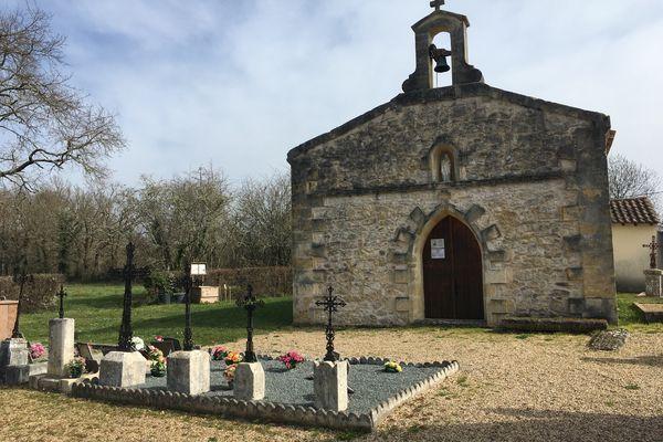 Difficile d'imaginer cimetière plus paisible, ce qui rend cet acte odieux encore plus incompréhensible