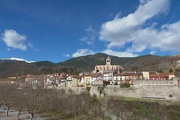 Le petit village de Prats de Mollo, dans les Pyrénées-Orientales se souvient de la Retirada - 20 février 2019