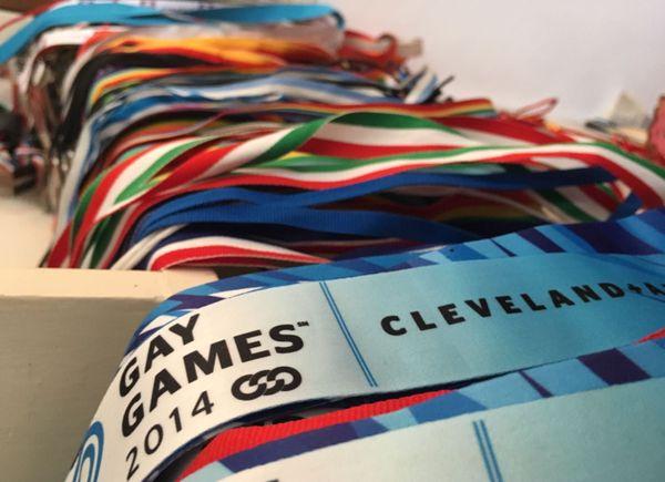 Giampierro Mancinelli collectionne les médailles
