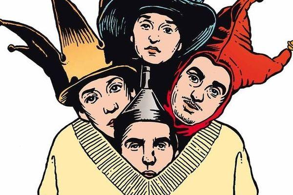 L'affiche de la Logiqueimperturbabledufou - Théâtre du Rond-Point