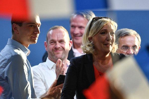 Aux élections européennes 2019, le Rassemblement National est arrivé en tête des suffrages en Corse avec 27,7 % des voix.