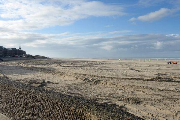 La marche blanche arrivera sur la plage de Berck, où le corps de la fillette a été retrouvé.