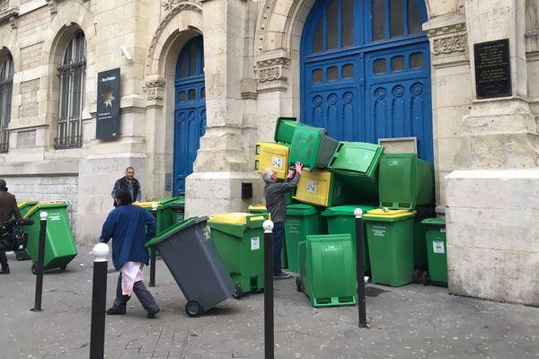 Le lycée Voltaire, dans le 11ème arrondissement, à Paris.
